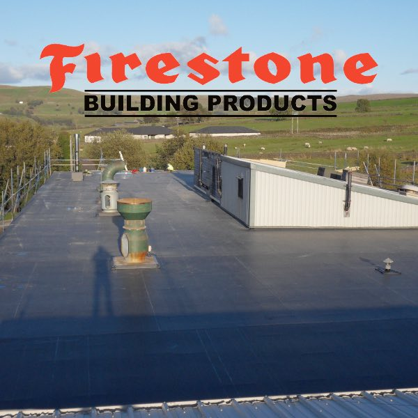 Firestone Commercial Roofing Products