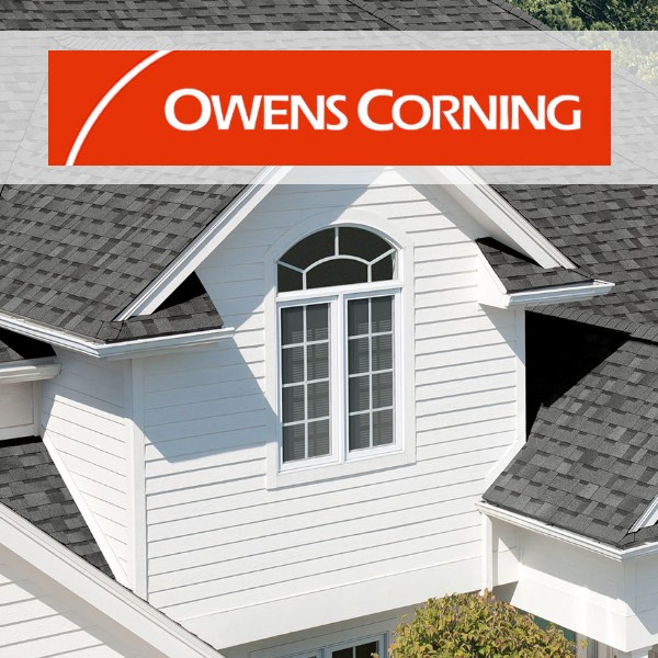 Owens Corning Residential Roofing Shingles