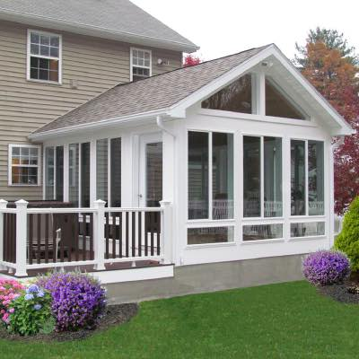 Sunroom Home Additions