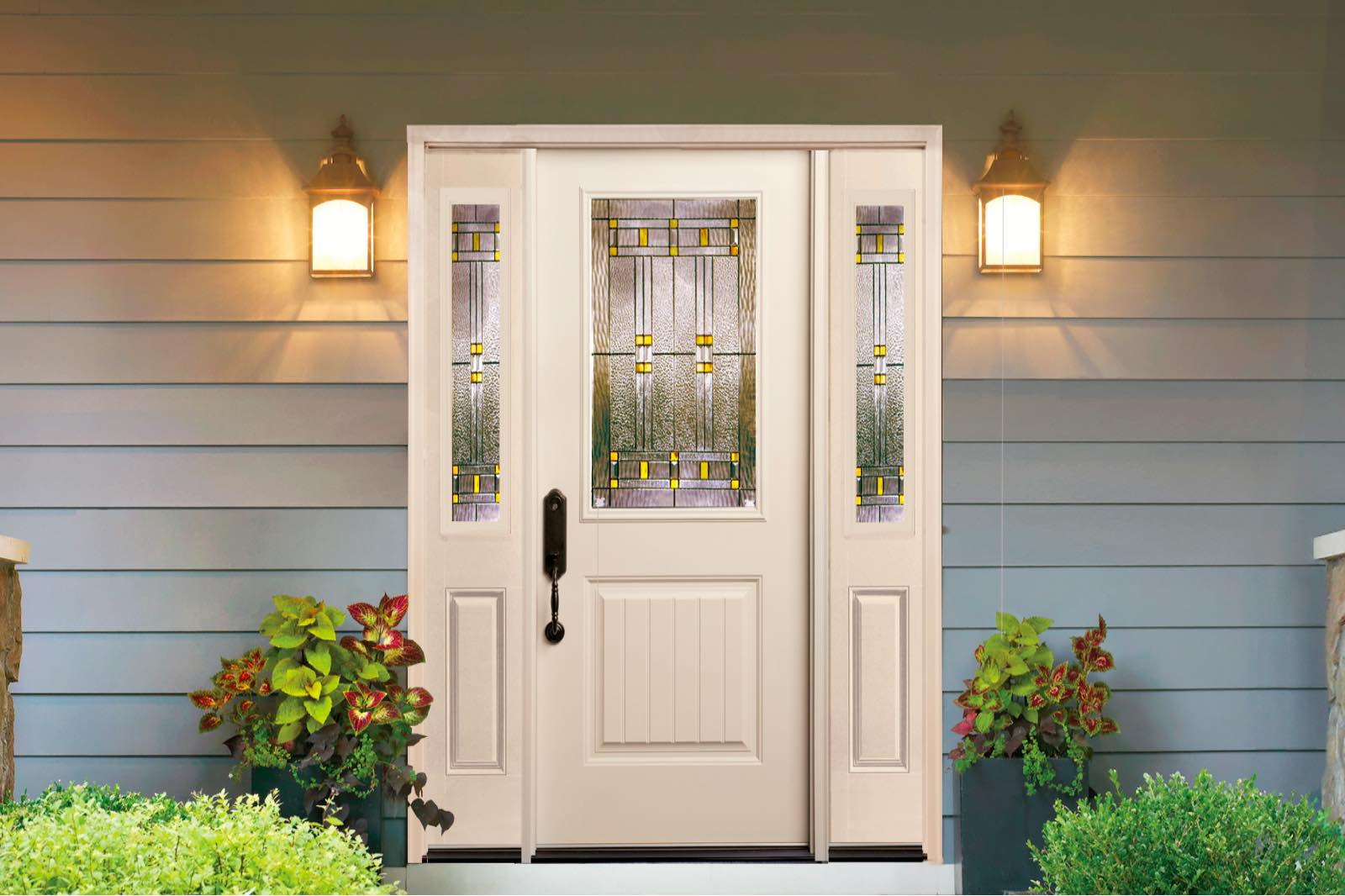 Residential Doors Entry Patio Amp Storm Doors A T C Contractors
